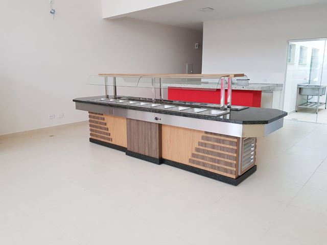 Buffet Self Service Pista Fria